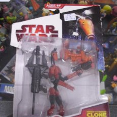 Figuras y Muñecos Star Wars: STAR WARS THE CLONE WARS - ROCKET BATTLE DROID. Lote 27662189