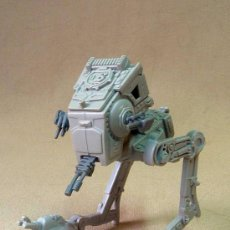 Figuras y Muñecos Star Wars: NAVE, STAR WARS, ANDADOR BIPEDO, AT - ST, LUCAS FILM, 1997, PPW, 10 CM. Lote 27935887