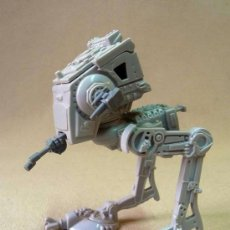 Figuras y Muñecos Star Wars: NAVE, STAR WARS, ANDADOR BIPEDO, AT - ST, LUCAS FILM, 1997, PPW, 10 CM. Lote 27935918