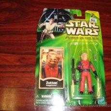 Figuras y Muñecos Star Wars: STAR WARS POWER OF THE JEDI - ZUTTON. Lote 27959070