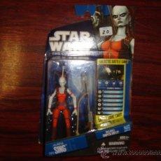 Figuras y Muñecos Star Wars: STAR WARS - AURRA SING. Lote 27959107