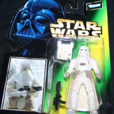 Figuras y Muñecos Star Wars: STAR WARS SNOWTROOPER KENNER 1998. Lote 28206353