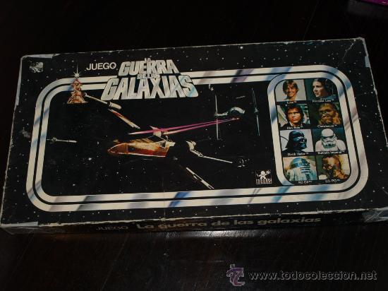 2 JUEGOS DE BORRAS STAR WARS LA GUERRA DE LAS GALAXIAS Y E.T. EL EXTRATERRESTRE (Juguetes - Figuras de Acción - Star Wars)