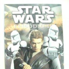 Figuras y Muñecos Star Wars: STAR WARS - EL ATAQUE DE LOS CLONES - EPISODIO II (EM2). Lote 29841658