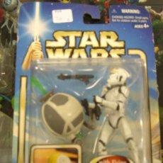 Figuras y Muñecos Star Wars: STAR WARS - CLONE TROOPER- REPUBLIC GUNSHIP PILOT. Lote 30327698