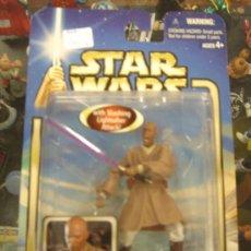 Figuras y Muñecos Star Wars: STAR WARS - MACE WINDU - GEONOSIAN RESCUE. Lote 30327754