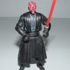 Figuras y Muñecos Star Wars: FIGURA DARTH MAUL STAR WARS HASBRO 1998 FIGURE 10 CM GUERRA LAS GALAXIAS. Lote 30378903