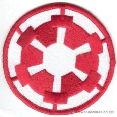 Figuras y Muñecos Star Wars: PARCHE, O EMBLEMA BORDADO DEL IMPERIO DE A.T. A.T. DRIVER, STAR WARS. . Lote 30471079
