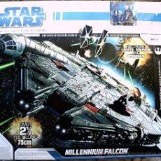 Figuras y Muñecos Star Wars: HALCÓN MILENARIO STAR WARS. Lote 30511280