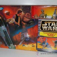 Figuras y Muñecos Star Wars: STAR WARS MICROMACHINES SLAVE I TATOOINE. Lote 287905808