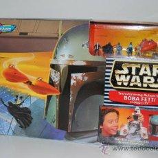 Figuras y Muñecos Star Wars: STAR WARS MICROMACHINES BOBA FETT / CLOUD CITY. Lote 30726037