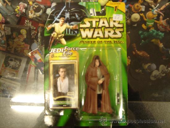 STAR WARS - OBI-WAN KENOBI JEDI (Juguetes - Figuras de Acción - Star Wars)