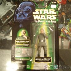 Figuras y Muñecos Star Wars: STAR WARS - ADMIRAL MOTTI WITH IMPERIAL BLASTER. Lote 30932140