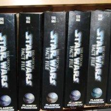Figuras y Muñecos Star Wars: ENCICLOPEDIA STAR WARS FACT FILE. Lote 31102434