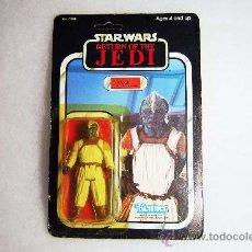 Figuras y Muñecos Star Wars: KLAATU SKIFF STAR WARS VINTAGE RETORNO DEL JEDI 65 BACK KENNER. Lote 31191719