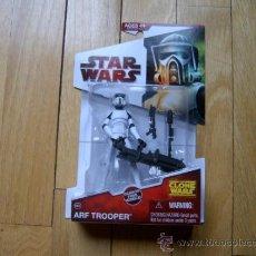 Figuras y Muñecos Star Wars: FIGURA DE ACCIÓN ARF TROOPER - STAR WARS - THE CLONE WARS 2009 - CW10. Lote 32232983
