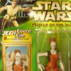 Figuras y Muñecos Star Wars: STAR WARS-AURRA SING. Lote 32276299
