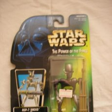Figuras y Muñecos Star Wars: STAR WARS - THE POWER OF THE FORCE - ASP-7 DROID- 1997 KENNER. Lote 32360672