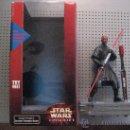 Figuras y Muñecos Star Wars: STAR WARS DARTH MAUL PORTACEPILLO GUERRA DE LAS GALAXIAS. Lote 33050386