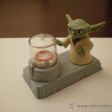 Figuras y Muñecos Star Wars: STAR WARS MAESTRO YODA GUERRA DE LAS GALAXIAS. Lote 33064853