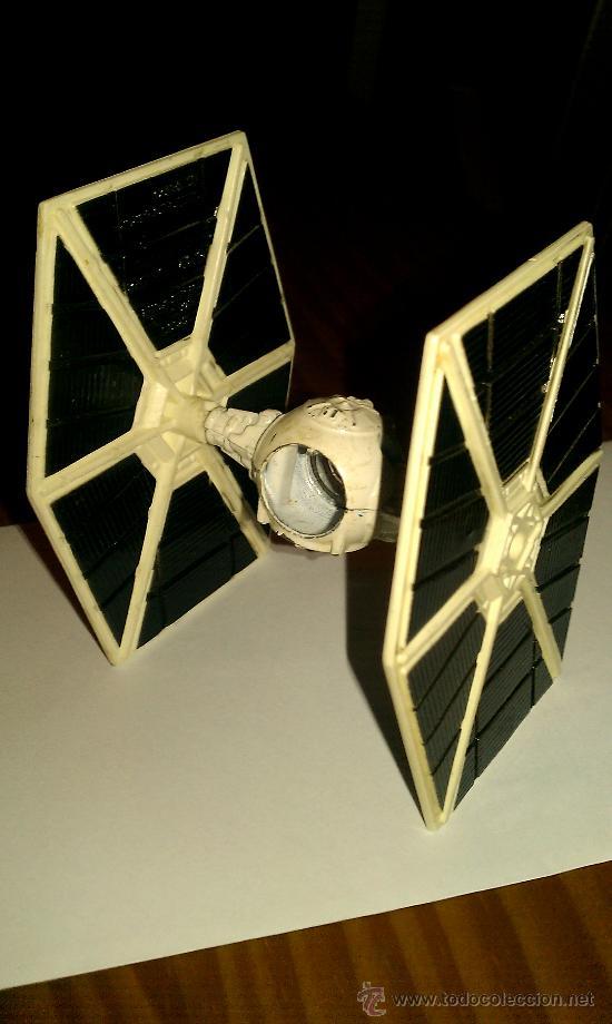 Figuras y Muñecos Star Wars: LOTE ANTIGUAS NAVES STAR WARS KENNER PRODUCTS INC. CINCINNATIC OHIO. USA. AÑOS 70/ 80 - Foto 3 - 33342686