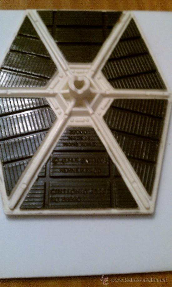 Figuras y Muñecos Star Wars: LOTE ANTIGUAS NAVES STAR WARS KENNER PRODUCTS INC. CINCINNATIC OHIO. USA. AÑOS 70/ 80 - Foto 4 - 33342686