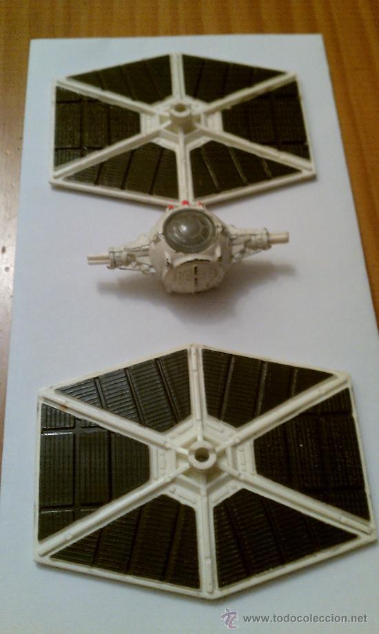 Figuras y Muñecos Star Wars: LOTE ANTIGUAS NAVES STAR WARS KENNER PRODUCTS INC. CINCINNATIC OHIO. USA. AÑOS 70/ 80 - Foto 6 - 33342686