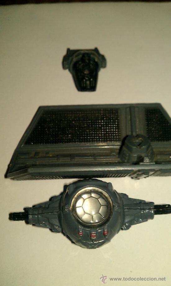 Figuras y Muñecos Star Wars: LOTE ANTIGUAS NAVES STAR WARS KENNER PRODUCTS INC. CINCINNATIC OHIO. USA. AÑOS 70/ 80 - Foto 9 - 33342686