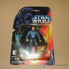 Figuras y Muñecos Star Wars: (M) STAR WARS THE POWER OF THE FORCE - LANDO CALRISSIAN CON BLISTER, NUEVO A ESTRENAR. Lote 33401744