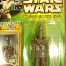 Figuras y Muñecos Star Wars: STAR WARS POWER OF THE JEDI - IG-88 (BOUNTY HUNTER). Lote 33705726