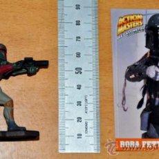 Figuras y Muñecos Star Wars: BOBA FETT - FIGURA METALÍCA - DE KENNER - PRODUCTO OFICIAL STAR WARS (ITEM 511817) - AÑO 1994. Lote 34588039