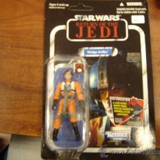 Figuras y Muñecos Star Wars: STAR WARS RETURN OF THE JEDI - WEDGE ANTILLES. Lote 34647466