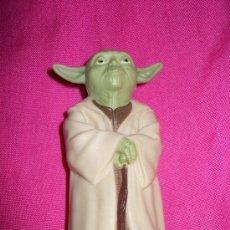 Figuras y Muñecos Star Wars: MUÑECO YODA - STAR WARS - MAESTRO JEDI - FIGURA PROMO. 2009 MCDONALDS. Lote 34698921