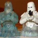 Figuras y Muñecos Star Wars: MINI BUSTO DE GENTLE GIANT DE UN SNOWTROOPER IMPERIAL. ASPECTO HELADO. .. Lote 35218014