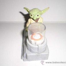 Figuras y Muñecos Star Wars: FIGURA PROMO BURGUER KING,FIGURA YODA ,NO MOTU. Lote 35570226
