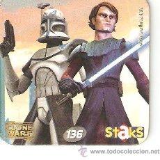 Figuras y Muñecos Star Wars: IMAN CLONE WARS. Lote 35583684