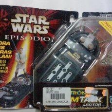 Figuras y Muñecos Star Wars: STAR WARS -COMTALK LECTOR -ELECTRONICO HASBRO 1999-- SONIDOS DE LAS VOCES DE TUS HEROES. Lote 35858511