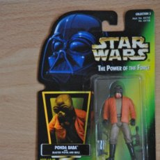 Figuren von Star Wars - Figura Ponda Baba - The Power of the Force - Star Wars-Kenner - goly - 36596615