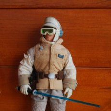 Figures and Dolls Star Wars - Star Wars Luke Skywalker Hoth escala 1:6 de Kenner - 37308172