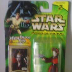 Figuras y Muñecos Star Wars: STAR WARS POWER OF THE JEDI BLISTER AMIDALA. Lote 84708812