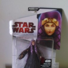 Figuras y Muñecos Star Wars: STAR WARS LEGACY COLLECTION BLISTER AMIDALA. Lote 37855373