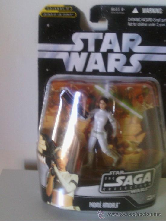 STAR WARS THE SAGA COLLECTION - BLISTER AMIDALA (Juguetes - Figuras de Acción - Star Wars)