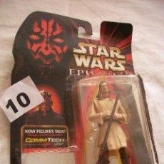 Figuras y Muñecos Star Wars: BLISTER FIGURA QUE HABLA COMM TECH STAR WARS. Lote 38183913