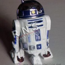 Figuras y Muñecos Star Wars: R2-D2 FIGURA DE LA GUERRA DE LAS GALAXIAS ROBOT STAR WARS R2D2 - HASBRO 2004 JUGUETE MUÑECO CINE. Lote 38178906