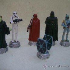 Figuras y Muñecos Star Wars: FIGURA STAR WARS LUCASFILM LTD LOTE DE 6 FIGURAS STAR WARS. Lote 38511676
