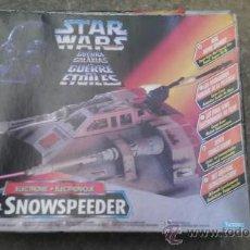 Figuras y Muñecos Star Wars: STAR WARS REBEL SNOWSPEEDER. Lote 38611993