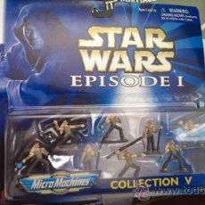 Figuras y Muñecos Star Wars: STAR WARS MICROMACHINES FIGURAS. Lote 38612212