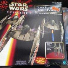 Figuras y Muñecos Star Wars: STAR WARS DROID FIGHTER. Lote 38612288