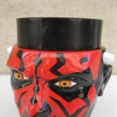 Figuras y Muñecos Star Wars: TAZA DE DARTH MAUL - STAR WARS - LA AMENAZA FANTASMA - KELLOGG'S - KELLOGG.. Lote 38623614