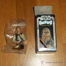 Figuras y Muñecos Star Wars: STAR WARS BUST-UPS SERIE 1 MICRO-BUST MODEL KITS. Lote 38660875